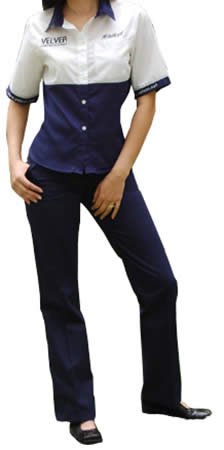 uniformes bordados